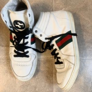 Men's authentic Gucci shoes